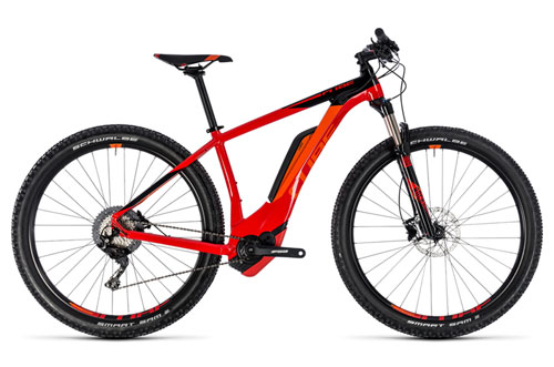 Cube Reaction Hybrid Race 500 red´n´black 2018