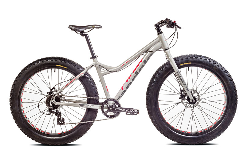 Fat bike Capriolo Capriolo FAT BOY 26+ (7 speed)